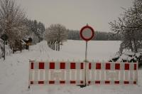 Wintereinbruch 03.02.2019