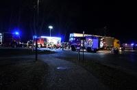Schwerer Verkehrsunfall bei Velden