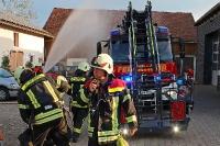 Gemeinschaftsübung Jesendorf